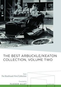 The Best Arbuckle /  Keaton Collection: Volume 2