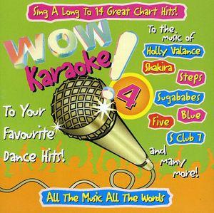 Wow Let's Karaoke, Vol. 4
