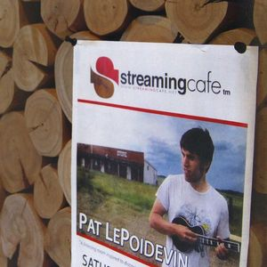 Live at Streaming Cafe