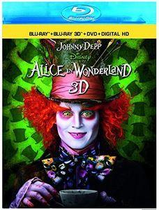 Alice in Wonderland (3D)