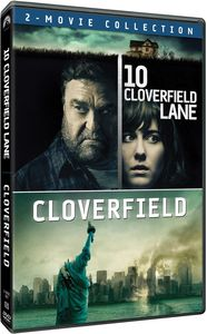 10 Cloverfied Lane /  Cloverfield: 2-Movie Collection