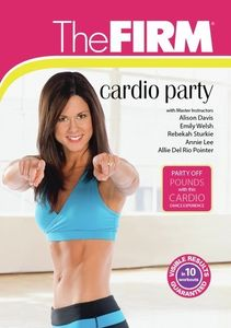 The FIRM: Cardio Party