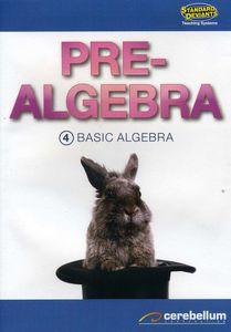 TS Pre-Algebra Module 4: Basic Algebra