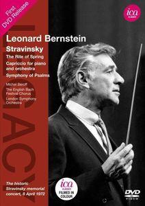 Leonard Bernstein Conducts Stravinsky