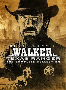 Walker Texas Ranger: The Complete Collection