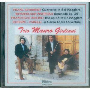 Quartet in G /  Serenade