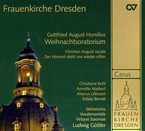 Musik from the Fraunkirche Dresden