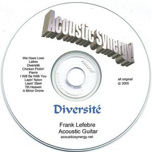 Acoustic Synergy! Diversit