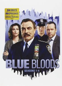 Blue Bloods Seasons 1-4