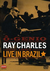 O Genio: Live in Brazil, 1963