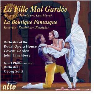 Rossini La Fille Mal Gardee Boutique