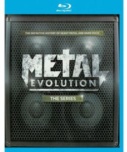 Metal Evolution [Import]