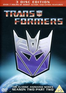 Transformers Season 2.2 [Import]