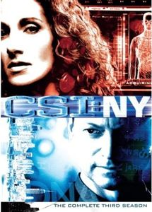 CSI: NY: The Complete Third Season