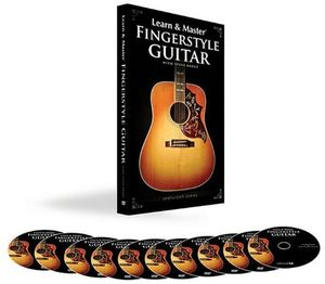 Legacy Learn & Master Fingerstyle Guitar Pack