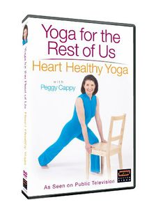 Yoga for the Rest of Us: Heart Healthy Yoga
