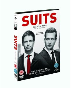 Suits-Season 2 [Import]