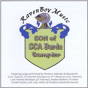 Raven Boy Music- Son of Sca Bards Sampler /  Various