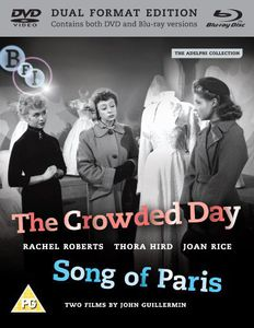 Crowded Day /  Song of Paris [Import]