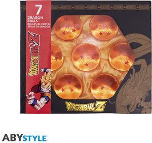 DRAGON BALL - COLLECTOR BOX DRAGON BALLS/ DBZ