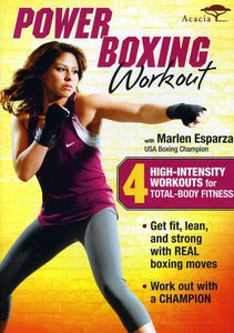 Power Boxing Workout With Marlen Esparza