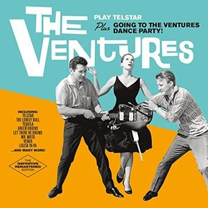 Play Telstar + Going to the Ventures Dance Party [Import]