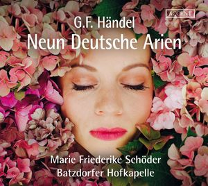 Handel: Nine German Arias