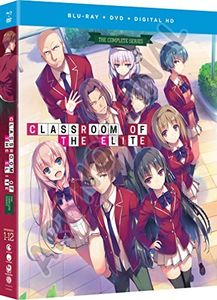 Classroom Of The Elite: The Complete Series