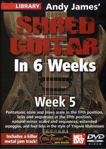 Shred Guitar in 6 Weeks: Week 5