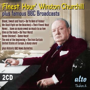 Finest Hour Winston Churchill's Greatest Speeches