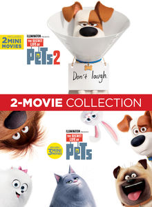 The Secret Life of Pets: 2-Movie Collection