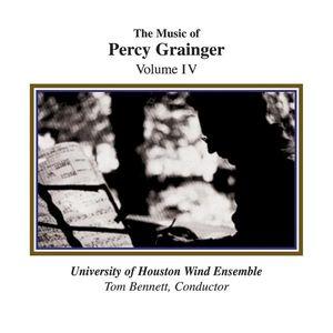Music of Percy Grainger Vol. 4