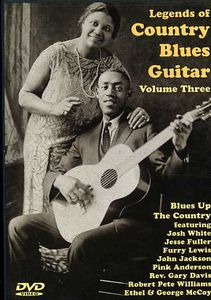 Legends of Country Blues Guitar: Volume 3