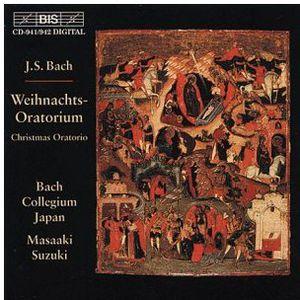Weinachts-Oratorium: Christmas Oratorio BMV 248