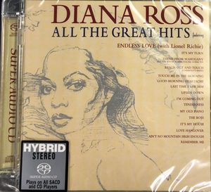 All The Great Hits (Hybrid-SACD) [Import]