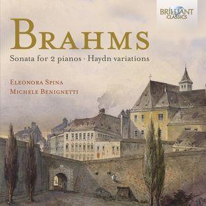 Sonata for 2 Pianos Haydn Variations