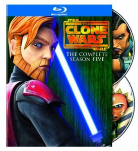 Star Wars-Clone Wars: Season 5 [Import]