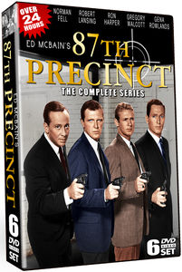 Ed McBain's 87th Precinct: The Complete Series