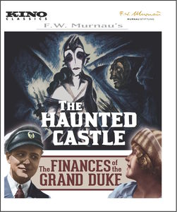The Haunted Castle /  Finances of the Grand Duke
