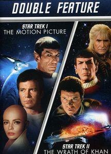 Star Trek I: The Motion Picture /  Star Trek II: The Wrath of Khan