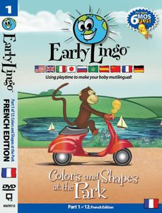 Early Lingo Colors & Shapes at TH Park. Part 1 Fre [Import]