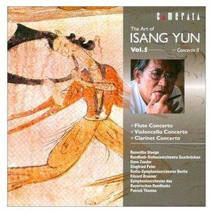 Yun, Isang : Art of Isang Yun Vol. 5