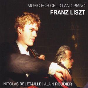 Franz Liszt Music for Cello & Piano