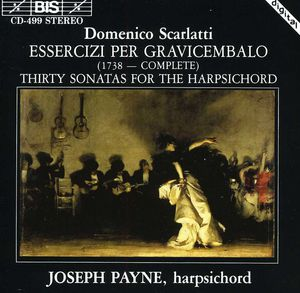 30 Harpsichord Sonatas