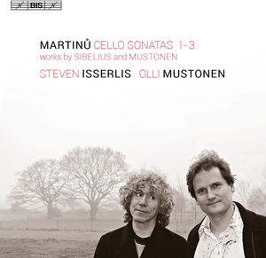 Martinu /  Sibelius /  Mustonen