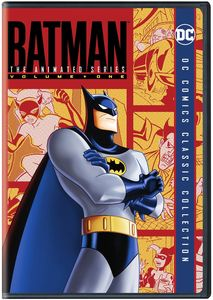 Batman: The Animated Series: Volume 1