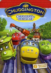 Chuggington: Chuggers to the Rescue