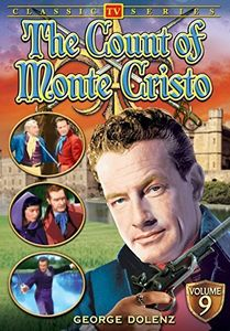Count Of Monte Cristo Volume 9
