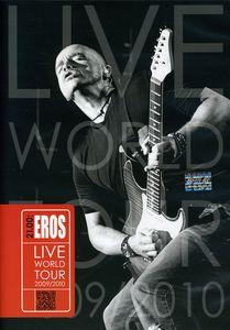 Eros: Live World Tour 2009/ 2010 [Import]