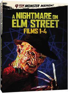 4 Film Favorites: A Nightmare on Elm Street Films 1-4